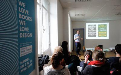Designer David Pearson makes a hit in Nantes